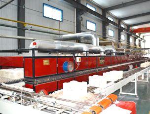 公司拥有全套稀土抛光粉的生产设备,从氟化到粉碎分级,设备环保节能,能精确控制产品性能,完全满足客户的要求。