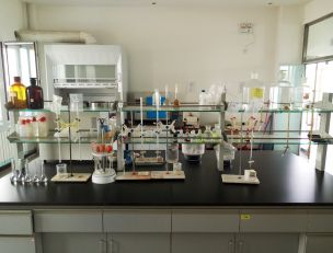 Testing equipment: There are chemical analysis laboratory, laser granularity testing instruments